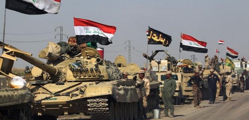 انطلاق عملية عسكرية واسعة في تلال حمرين لتعقب داعش