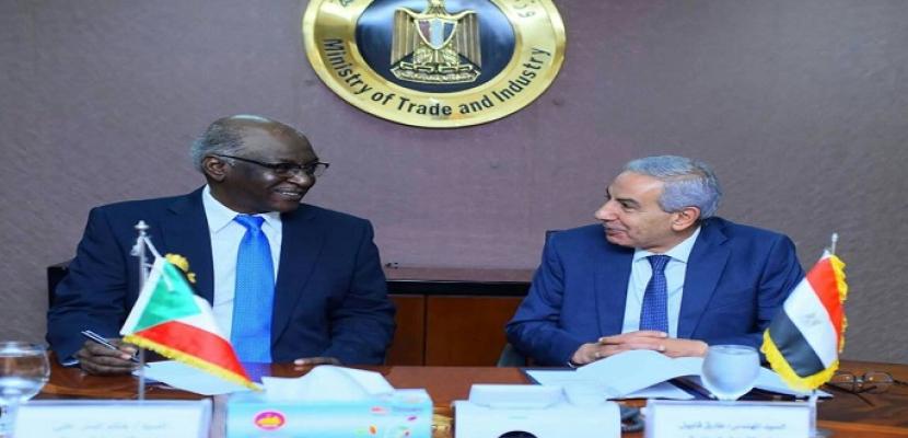 قابيل : قريبا اجتماع اللجنة التجارية المصرية السودانية لحل المشكلات العالقة