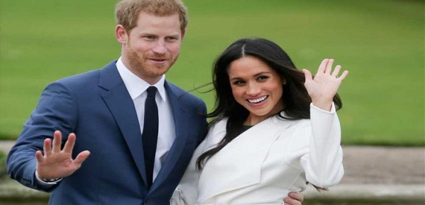 خطيبة الأمير هاري تشارك في أول نشاط رسمي مع الملكة إليزابيث
