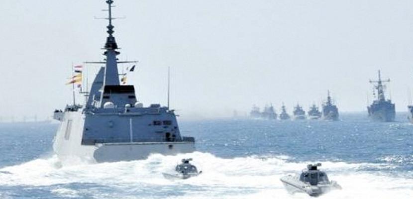 القوات البحرية تنفذ منظومة متكاملة لحماية المصالح الاقتصادية وتأمين السواحل المصرية