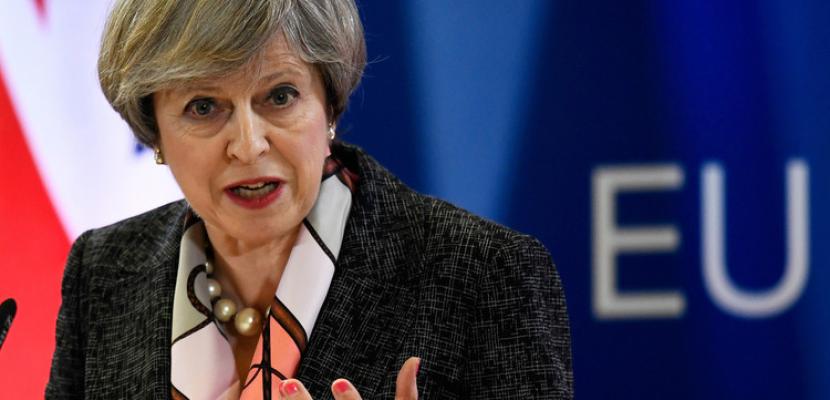 """واشنطن بوست : تيريزا ماي تقدم للبرلمان تصويتا على استفتاء خروج بريطانيا من الاتحاد الأوروبي قد تعلن """"صفقة خروج بريطانيا من الاتحاد الأوروبي"""" مع """"تغييرات كبيرة"""""""