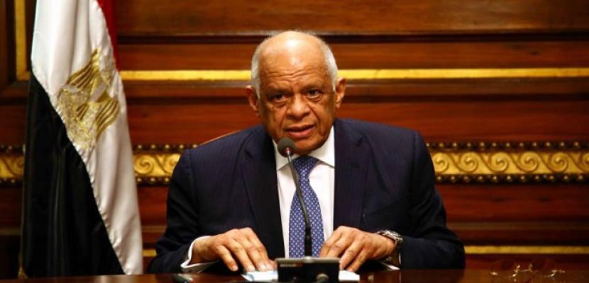 علي عبد العال يشارك في اجتماع قمة رؤساء برلمانات مصر وقبرص واليونان
