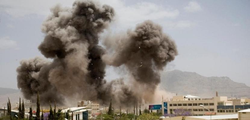 قتلى وجرحى في قصف لميليشيات الحوثي على قرى بمحافظة حجة