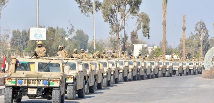 بالفيديو .. فى بيانها الـ30 بشأن سيناء .. القوات المسلحة تقتل 24 تكفيرياً