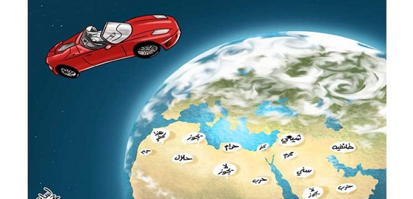 الانقسامات الطائفية في العالم العربي