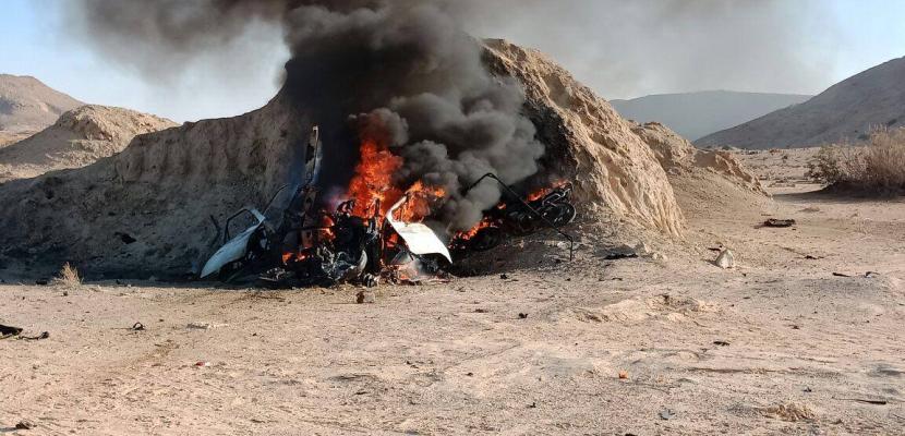"""بالفيديو … فى بيانها التاسع بشأن """"سيناء 2018"""".. القوات المسلحة تعلن تصفية 7 ارهابيين وتدمير 158 بؤرة ارهابية"""