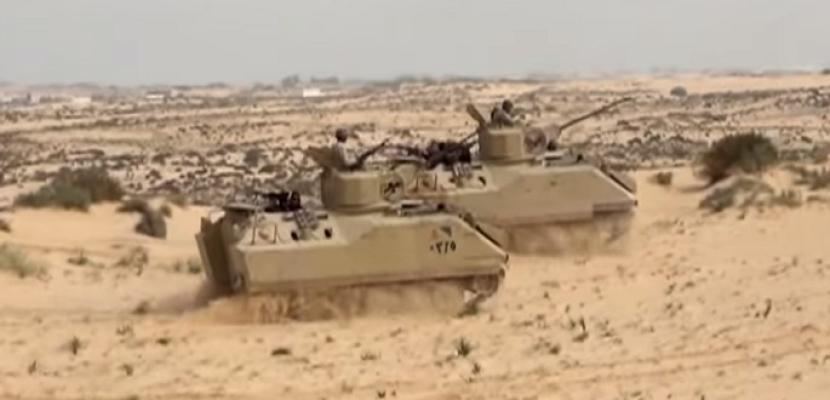 """الخليج الكويتية: """"سيناء 2018"""" تؤكد إصرار السيسي على اقتلاع الإرهاب"""