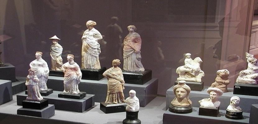 الآثار تبدأ أعمال ترميم وتطوير المتحف اليوناني الروماني بالإسكندرية