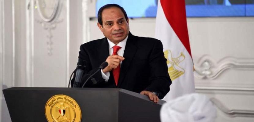 الخليج الكويتية: السيسي واجه مشكلات مصر دون مسكنات لثقته في وعي الشعب