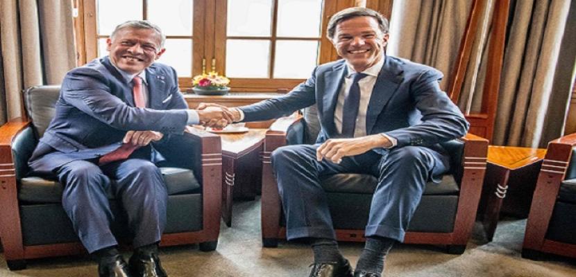 ملك الأردن يؤكد أهمية دور الاتحاد الأوروبي في تحريك عملية السلام