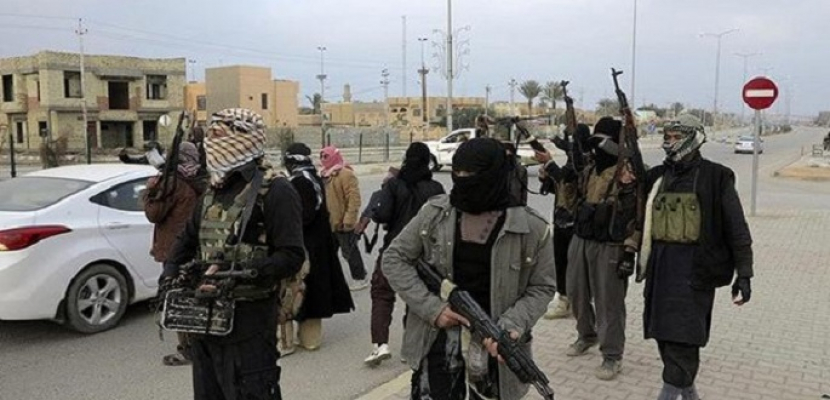 """روسيا تبدي قلقها من عودة """"داعش"""" إلى مناطق سورية بعد خروج القوات الأمريكية منها"""