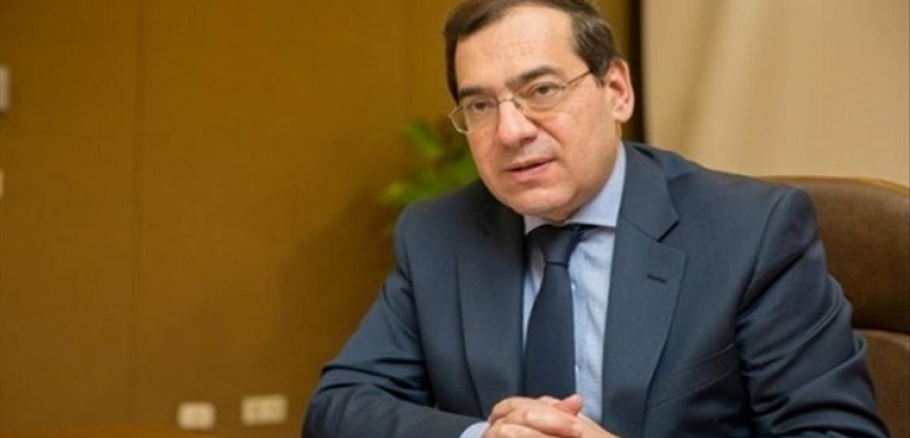 وزير البترول يبحث مع وزير الطاقة الأمريكي سبل تعزيز التعاون بين البلدين