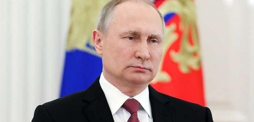 بوتين بحث الوضع في إدلب السورية مع مجلس الأمن الروسي