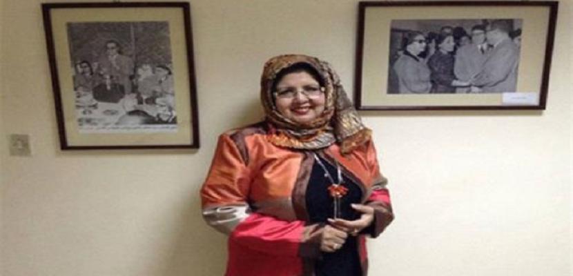 موسوعة الأرقام القياسية بلندن تكرم الاديبة المصرية هويدا عطا