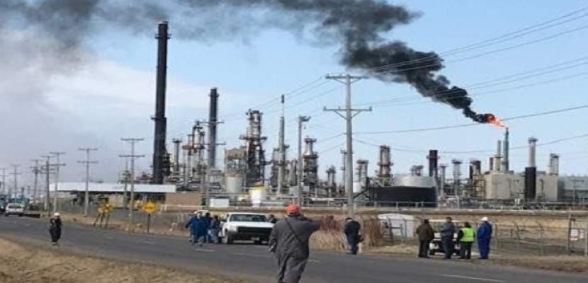البترول : أكبر مشروع لتكرير البترول في الصعيد باستثمارات 9ر1 مليار دولار