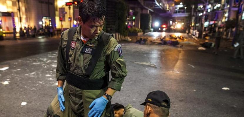 إصابة 3 أشخاص على الأقل في تفجيرات متزامنة بجنوب تايلاند