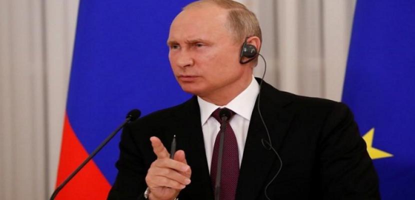 بوتين: روسيا مضطرة للرد على الصواريخ الدفاعية الأمريكية بالقرب من حدودها