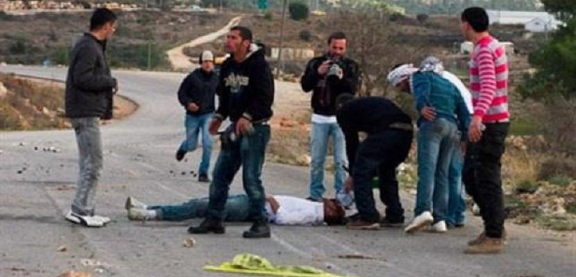 الاحتلال الإسرائيلي يصيب مواطنا فلسطينيا ويعتقله جنوب قطاع غزة