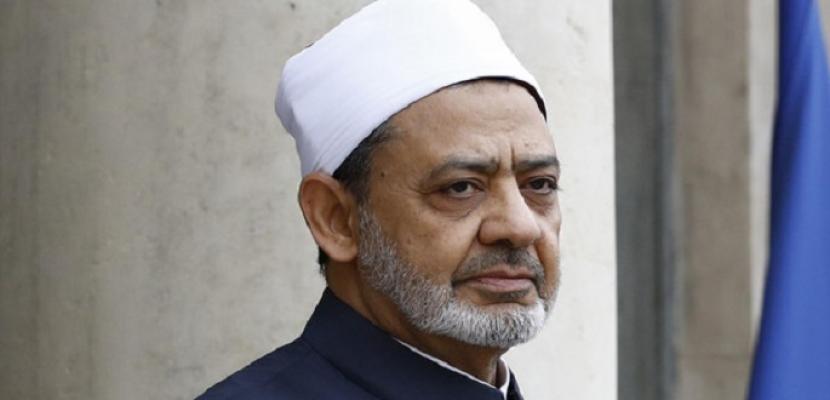 الإمام الأكبر يصل إيطاليا المحطة الأخيرة في جولته الخارجية