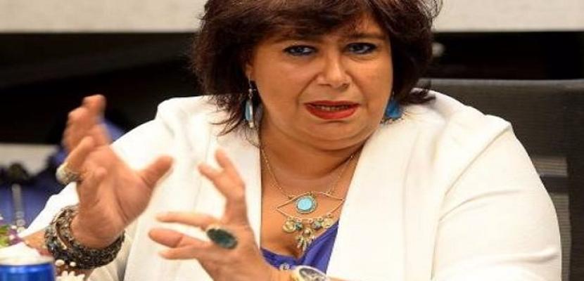 وزيرة الثقافة تشيد بقرار مجلس الوزراء بتنظيم المهرجانات والاحتفالات الثقافية