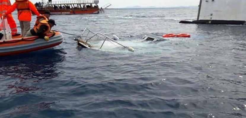 ارتفاع عدد قتلى كارثة قارب المهاجرين قبالة تونس الى 58