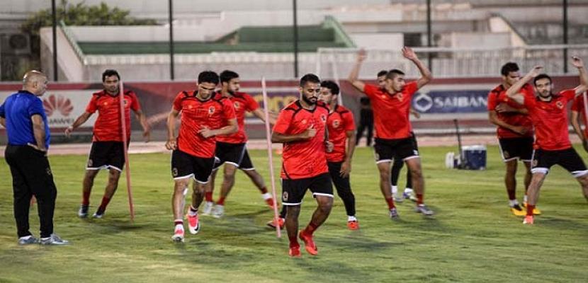 لاسارتي يعلن قائمة الأهلي لمواجهة شبيبة الساورة الجزائري بدوري أبطال أفريقيا