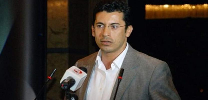 وزير الشباب: الرئيس السيسي حريص على دعم مختلف الألعاب الرياضية