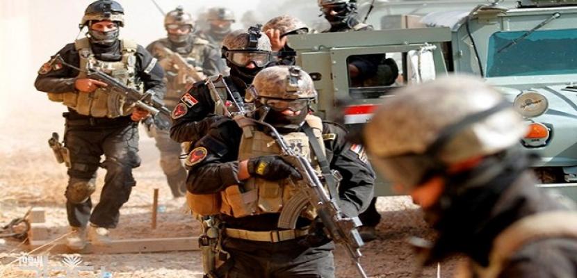تدمير مقرات لداعش في عملية دهم بالأنبار العراقية