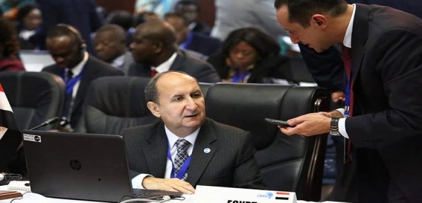 وزير التجارة للكوميسا : مصر حريصة على التكامل الاقتصادي الأفريقي