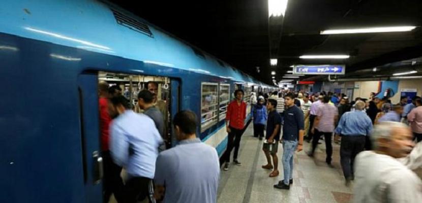 وزير النقل: رفع درجة الاستعداد بمترو الأنفاق استعدادا لبدء العام الدراسي الجديد