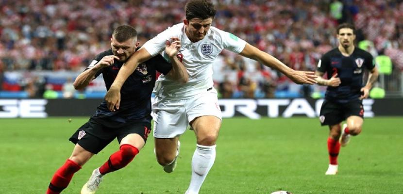 منتخب كرواتيا يبلغ نهائي كأس العالم بفوزه على إنجلترا 2 – 1