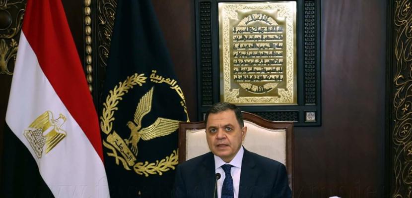 وزير الداخلية يهنئ الرئيس السيسي بحلول ذكرى ثورة يوليو المجيدة