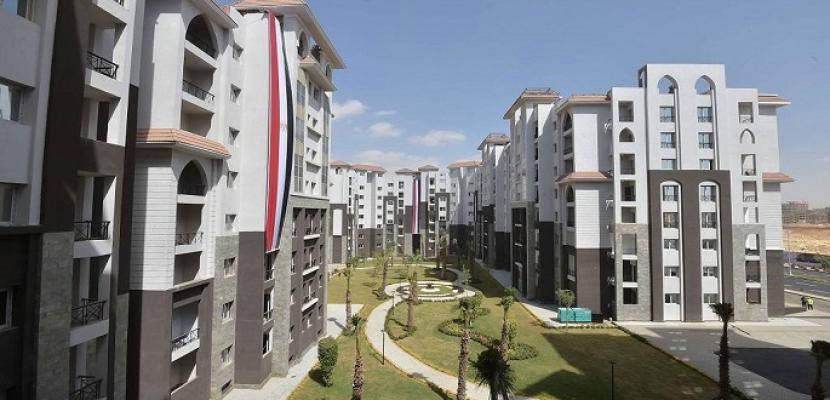 بالصور.. نماذج وحدات الإسكان بالعاصمة الإدارية الجديدة