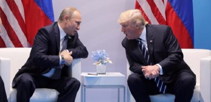 لافروف يؤكد اجتماع ترامب ببوتين على هامش قمة العشرين