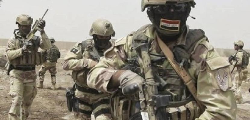 الاستخبارات العراقية تفكك خلية تضم 200 إرهابي بالأنبار