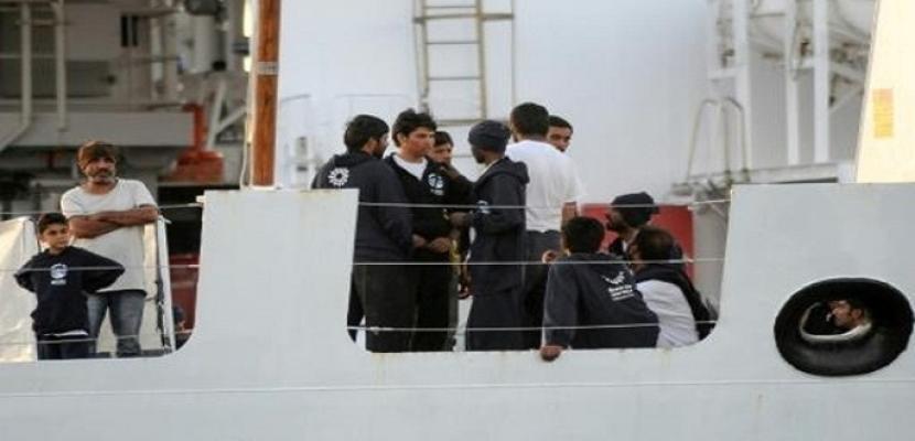 بوادر خلاف جديد بين ايطاليا ومالطا قبيل وصول مهاجرين