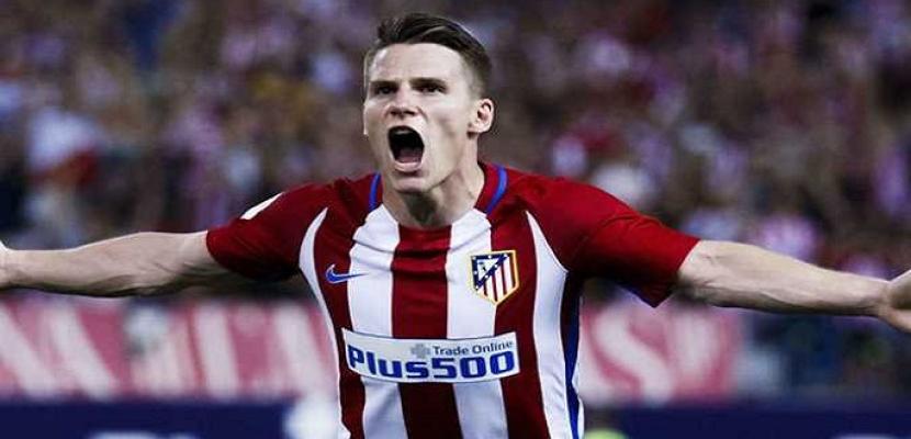 فالنسيا يتوصل لاتفاق مبدئي لضم جاميرو من أتليتكو مدريد