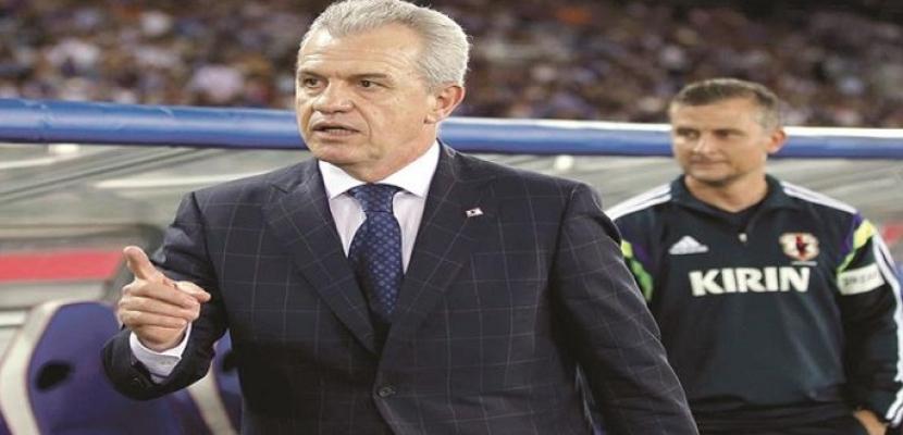 المنتخب الوطنى «كامل العدد» استعدادا لمواجهة سوازيلاند