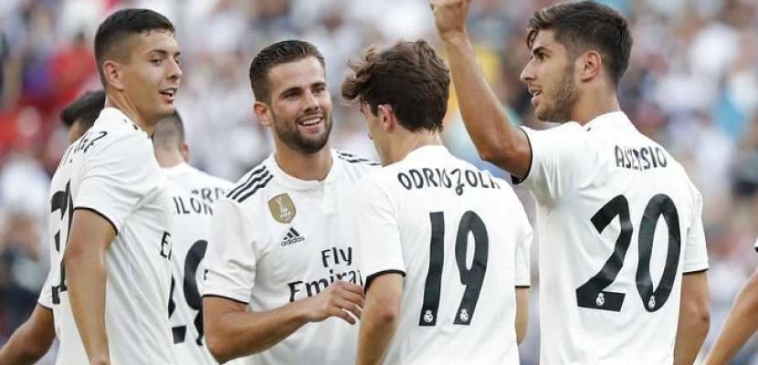 ريال مدريد فى ضيافة أياكس الهولندى بدورى أبطال أوروبا