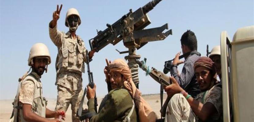 تحالف دعم الشرعية في اليمن يقصف معدات عسكرية للحوثيين بمحافظة حجة