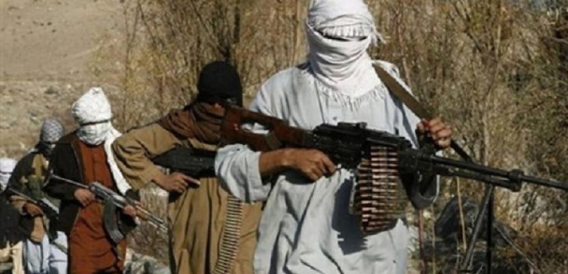 مقاتلو طالبان يدخلون مدينة غزنة الأفغانية
