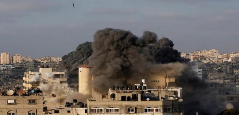 بدء سريان اتفاق التهدئة بين حماس و إسرائيل لإنهاء التصعيد في غزة