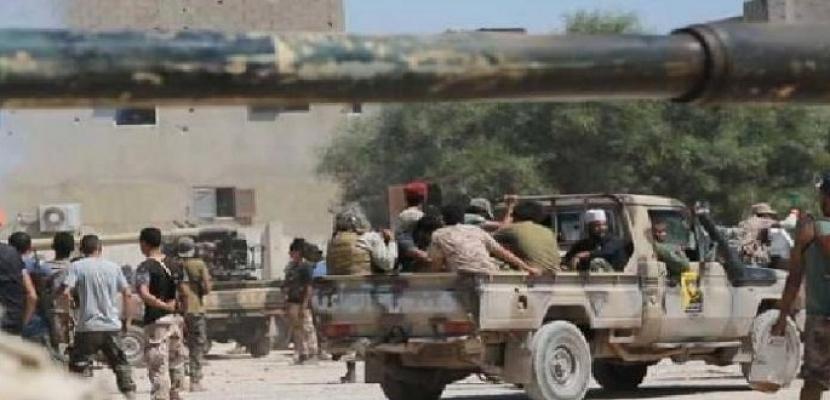 وزارة الصحة الليبية: مقتل 115 وإصابة 383 في اشتباكات طرابلس
