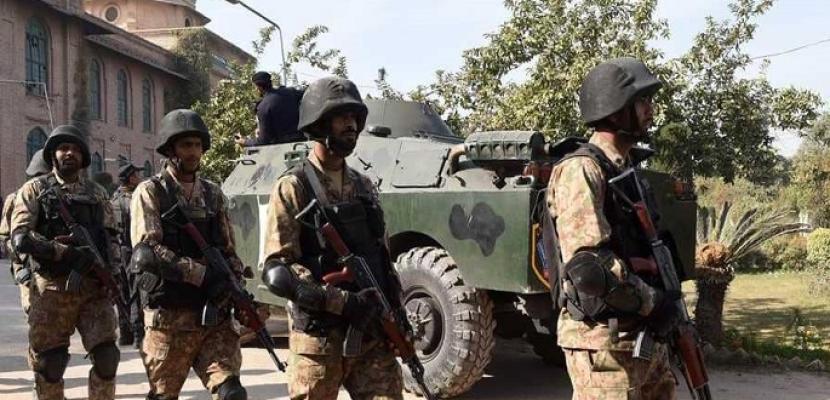 الهند تتهم الجيش الباكستاني بانتهاك وقف إطلاق النار بإقليم كشمير