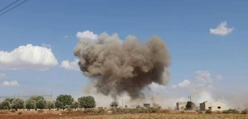 سوريا : الدفاعات الجوية تتصدي لصواريخ أطلقت من اسرائيل باتجاه دمشق