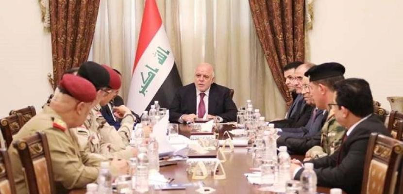 العبادي يأمر بنشر قوات عراقية على طول الحدود مع تركيا