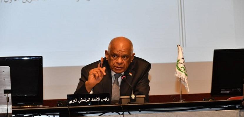بالصور.. عبد العال يشارك في الاجتماع التشاوري للمجموعة العربية على هامش الاتحاد البرلماني الدولي