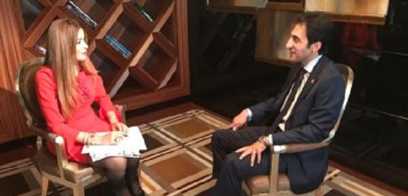 متحدث الرئاسة : العلاقات المصرية – الروسية راسخة وتاريخية واستراتيجية