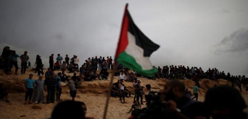 إصابة 8 فلسطينيين برصاص جيش الاحتلال الإسرائيلي شرق قطاع غزة