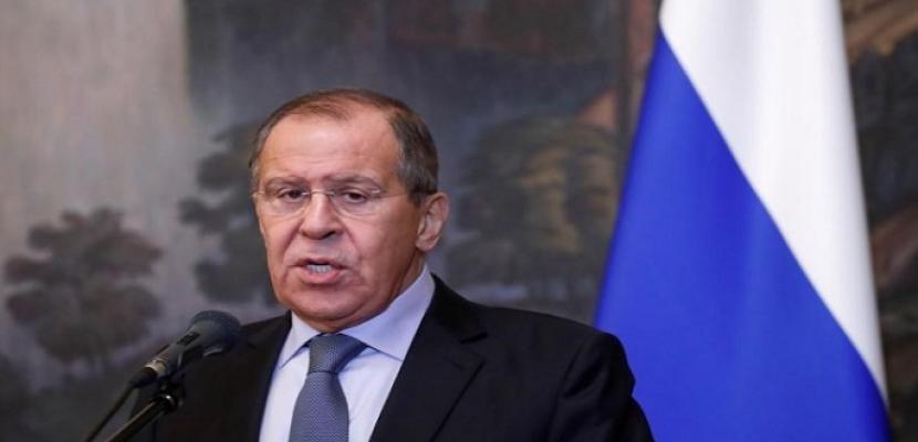 لافروف: إشراك لاعبين جدد لن يؤدي إلى حل الأزمة في سوريا